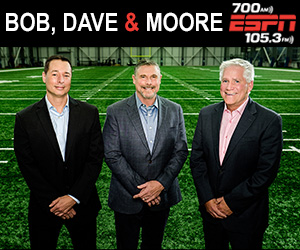 Bob, Dave and Moore 3p-6p